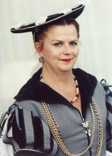 Baroness Alinor Bellissima Montgomery